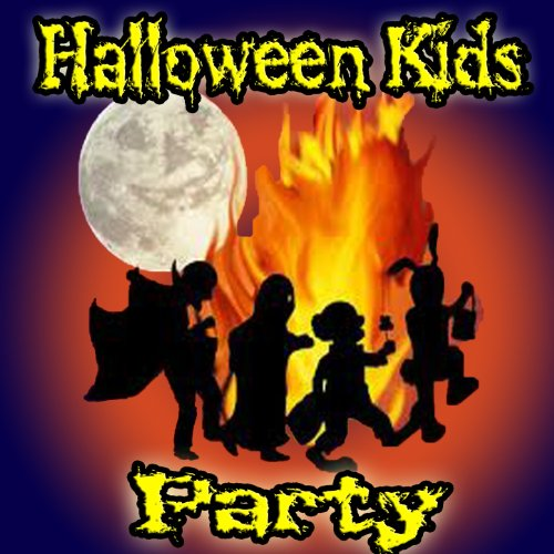 (Halloween Kids Party)