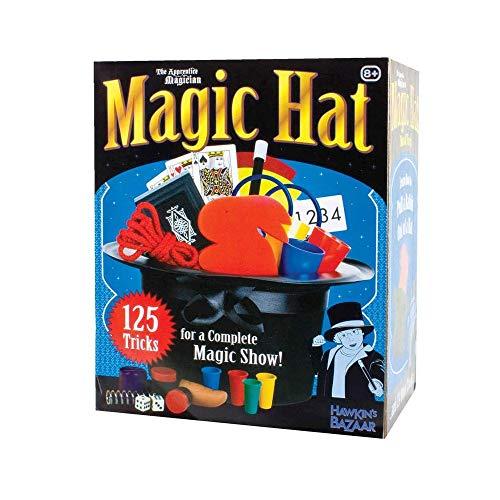 Tobar magic hat - scatola con cappello magico e giochi di prestigio
