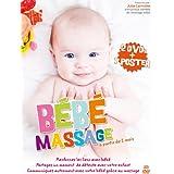 Bébé Massage - Coffret double DVD