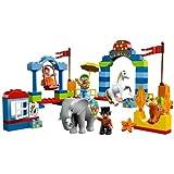 LEGO DUPLO LEGOville - 10504 - Jeu de Construction - Le Grand Cirque by LEGO