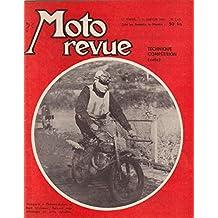 Moto Revue 1426 . 31 janvier 1959 . Technique compétition .Jacques Insermini .