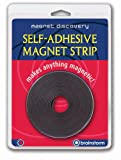 Magnetic Craft Self-Adhesive Magnet Strip - 12.75mm x 3 meter roll