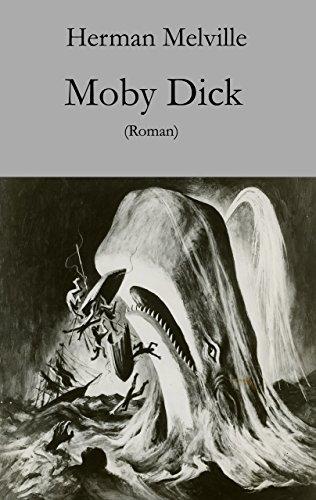 Buchseite und Rezensionen zu 'Moby Dick' von Herman Melville
