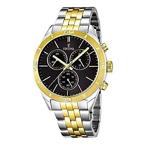 b9114380c54 FESTINA watch men s chronograph breath F16763   3 Men s  regular imported  goods