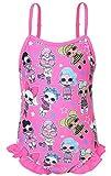 L.O.L. Surprise ! Offizieller Produkt Badeanzug Für Mädchen Mit LOL Dolls Merbaby, Splash Queen,...