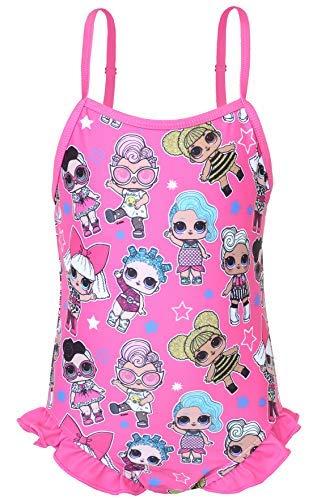 L.O.L. Surprise ! Traje De Baño Oficial para Chicas De Las Muñecas Muñecas Merbaby, Splash Queen...