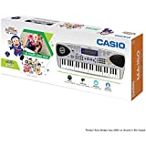 Casio MA150 Mini Portable Keyboard+Adapter With Free Ninja Hattori Stationery Box