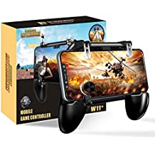 BESTZY PUBG Mobile Game Controller [4 in 1] - Mando Joystick Movil Gamepad Gatillos