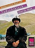 Reise Know-How Sprachführer Tadschikisch - Wort für Wort: Kauderwelsch-Band 168 - Michael Korotkow