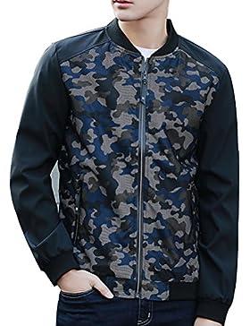Zhuhaitf Cómodo transpirable Outdoor Fashion Mens Windproof Waterproof Camouflage Sport Jacket Hooded