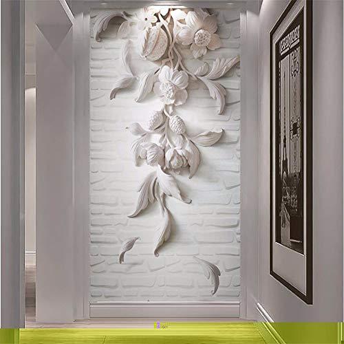 Tapeten Wandbild Wandaufkleberromantische Kirschblüte Tapete Wandbild Tapete Wandbild Eingang Wohnzimmer Schlafzimmer Tv Hintergrundbild Kirsche, 350 * 245 Cm
