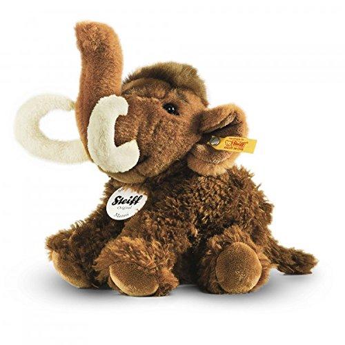 Steiff 082412 - Mammut Manni braun stehend 18 cm