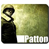 Patton US Army General George Smith WK 3US Esercito Normandy Panzer del mouse mousepad COMPUTER LAPTOP PC # 8066