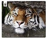 Speedlink Terra WWF Mauspad Tiger (Sie unterstützen WWF Deutschland mit 50Cent pro gekauftem Exemplar, verschiedene Motive)