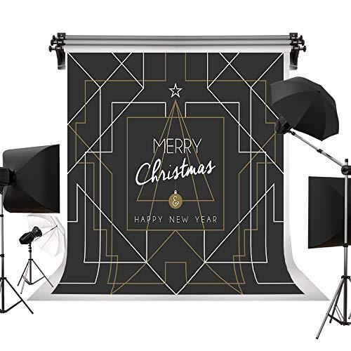 Kate Christmas Line Textur Foto Hintergrund Frohe Weihnachten Festival Feier Dekoration Collapsible Tuch Studio Photo Booth 5x7ft/1.5x2.2m
