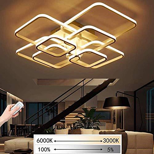 LED Lamparas de Techo Salon Lamparas de Dormitorio de Techo Habitacion Infantiles...