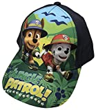 Paw Patrol Hunde Patrouille Cap Basecap Mütze Kinder Kappe Schirmmütze (54, Dunkelblau)