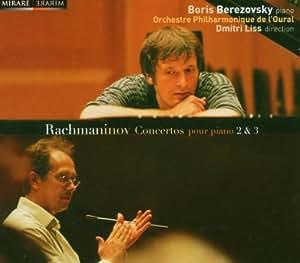 Concertos pour Piano 2 & 3