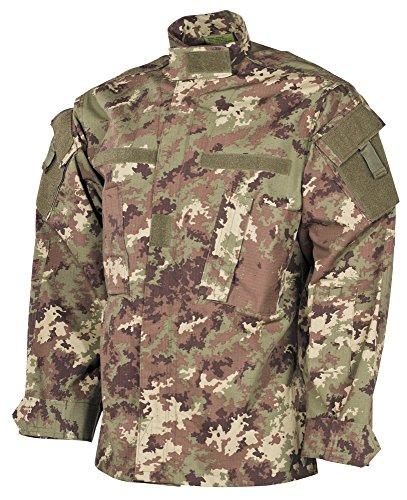 US Army BDU Feldjacke Ripstop vegetato S-XXXL XL,vegetato -