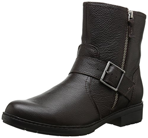 Clarks Merrian Lynn Boot Brown Leather