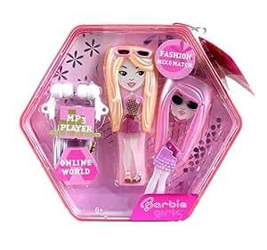 Barbie B Girls MP3 Player - Pink