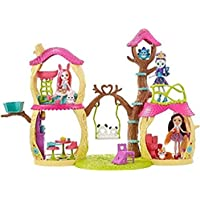 Enchantimals FNM92 Playhouse Panda Set, Multi-Colour