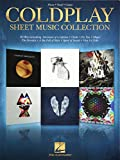 Coldplay Sheet Music Collection: Piano-vocal-guitar...