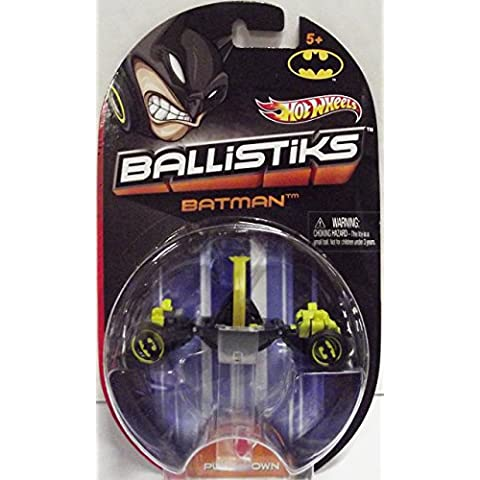 BATMAN Hot Wheels Ballistiks X7136
