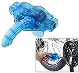 Hukitech–Cadena de bicicleta dispositivo limpiador bicicleta Cadena limpiador–Profesional de limpieza para cadenas de bicicleta