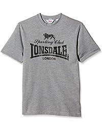 Lonsdale Herren  T-Shirt Sporting Club