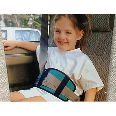GudeHome Los niños del asiento de seguridad ajustable para la bici de la motocicleta del coche eléctrico
