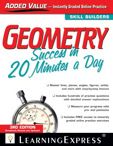 Geometry Success in 20 Mins (20 Minutes a Day)