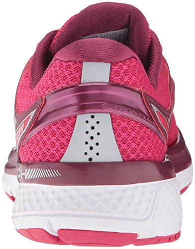 Saucony Damen Triumph Iso 3 Joggingschuhe Pink (Pink/berry/silver)