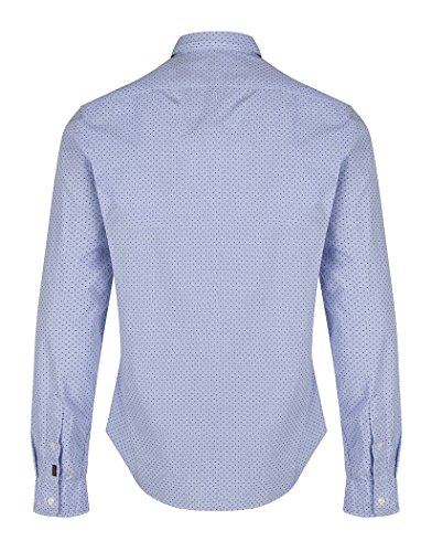 Williams Outright -  Camicia Casual  - Uomo Blue