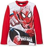 Acquista Marvel 15800forwardslash10AZ, T-Shirt Bambino, Rosso, 140 (Taglia Produttore:10)