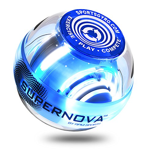 Powerball Supernova LED, Azul, Talla Única