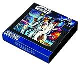 Star Wars - Untersetzer 4er Set - Krieg der Sterne - Episode 4-6