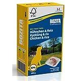16 x Bozita Dog Tetra Recard Häppchen Gelee Huhn&Reis 480g, Nassfutter, Hundefutter