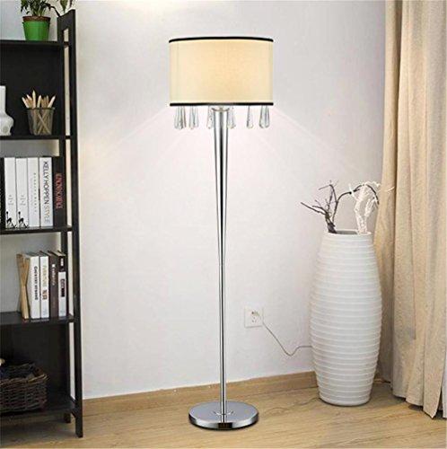 abat-jour-en-tissu-fer-cristal-lampadaire-pied-lampadaires-de-commutation-pour-le-salon