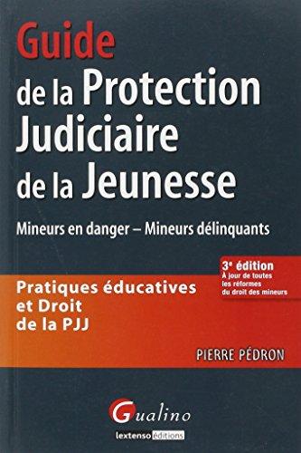 Guide de la protection judiciaire de la ...