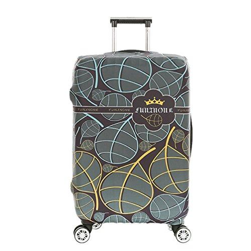 YiJee Antipolvere Copertura per Valigia Elastica Mano Protettore Bagagli Cover Suitcase Come I'immagine 2 M