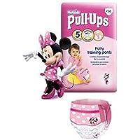 HUGGIES - HUGGIES Pull-Ups Girl 8-15 kg x16