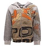 Dolce & Gabbana 5414R Felpa Bimbo Grigio Sweatshirt Kid [4 years]