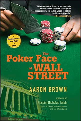 The Poker Face of Wall Street (English Edition) - Aaron Wall