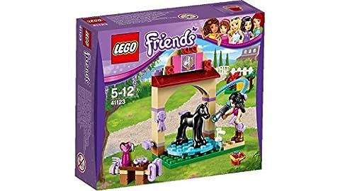 LEGO Friends 41123 - Waschhäuschen für Emmas Fohlen