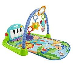 Idea Regalo - Fisher-Price BMH49 Palestrina Baby Piano 4-in-1