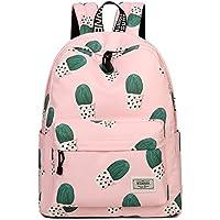 b7000be57a Cactus School Backpack Book Bag for Teenage Girls Boys
