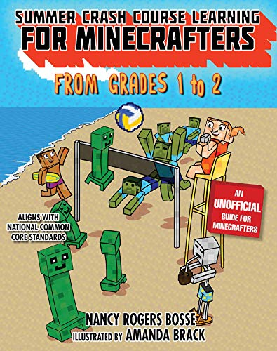 Summer Crash Course Learning for Minecrafters: From Grades 1 to 2