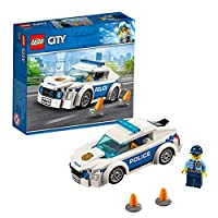 Lego 60239 Cars For Boys 5 Years & Above,Multi color