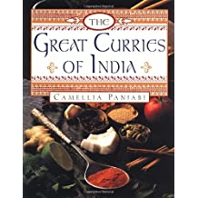 The Great Curries of India by Camellia Panjabi (1995-10-01)